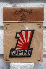 ORIGINAL PATCH【JAPAN/旭日旗ワッペン】