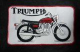 TRIUMPH BIG PATCH