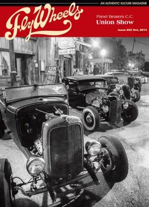 画像1: Fly Wheels issue25[2013年10月号]