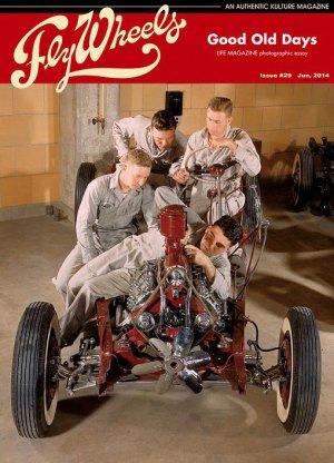 画像1: Fly Wheels issue29[2014年6月号]