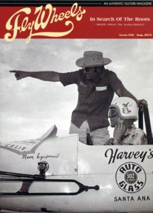 画像1: Fly Wheels issue30[2014年8月号]