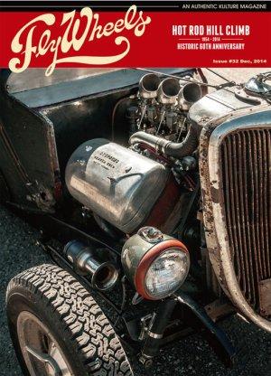画像1: Fly Wheels issue32 [2014年12月号]フライホイールマガジン