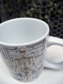 他の写真2: SOURPUSS SKELETON MUG(サーパス スケルトン マグカップ)