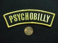 他の写真1: SHOULDER FLASH PSYCHOBILLY(ロッカーズワッペン・サイコビリー)