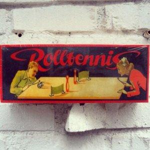 画像1: REPRODUCE CLASSIC TOY ROLLTENNIS(復刻版 1930年代クラッシックゲーム・ロールテニス)