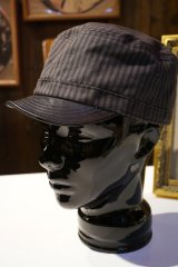 Dapper's Rail Roader Work Cap LOT915(ダッパーズ・ワークキャップ)