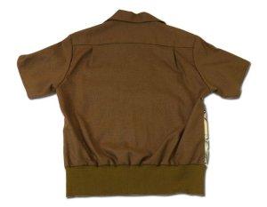 画像5: 50s STYLE HAWAIIAN PANEL SHIRT(グッドロッキン・ハワイアンパネルシャツ・ブラウン )