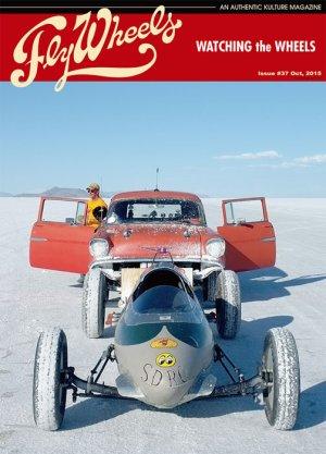 画像1: Fly Wheels issue37 [2015年10月号]フライホイールズマガジン