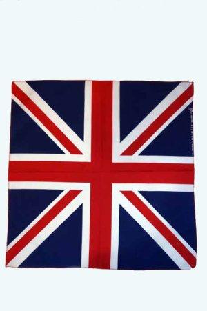 画像1: UNION FLAG BANDANA(ユニオンジャック )