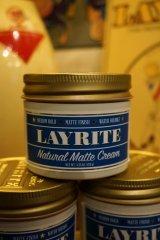 LAYRITE POMADE NATURAL MATT【レイライト・ポマード ナチュラルマット】
