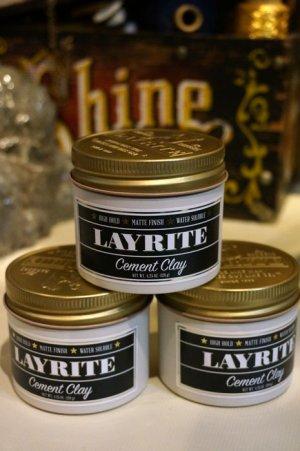 画像2: LAYRITE POMADE CEMENT(レイライトポマード・セメント)
