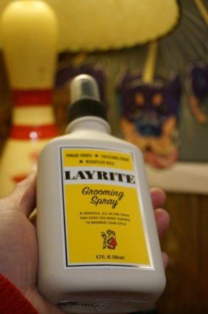 画像4: LAYRITE POMADE GROOMING SPRAY(レイライト・グルーミングスプレー)