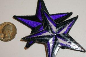 画像3: PATCH STAR PURPLE・トラディショナルスターワッペン・パープル