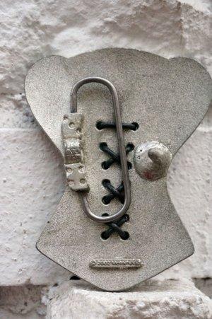画像4: CORSET purple belt buckle(コルセット型ベルトバックル)