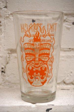 画像1: SOURPUSS TIKI GLASS(サーパス TIKI ビッググラス)