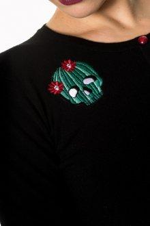 他の写真2: BANNED CUCTUS SKULL CARDIGAN(サボテン・スカル カーディガン)