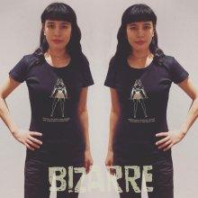 他の写真1: BIZARRE WOMAN BLACK S/S T-shirt