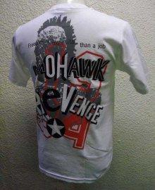 他の写真2: THE CLASH Short Sleeve  T-shirt Out Of Conrol(ザ・クラッシュ80s リプロ・ツアーTシャツ)