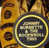 CIRCLE PATCH JOHNNY BURNETTE(ジョニーバーネット・ロッカーズワッペン)