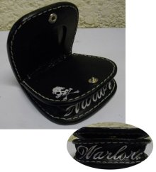 他の写真3: WARLORD EMBROIDERY Leather Coincase
