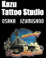KAZU TATTOO STUDIO